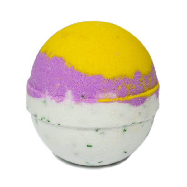 Coconut Lime Bath Bomp