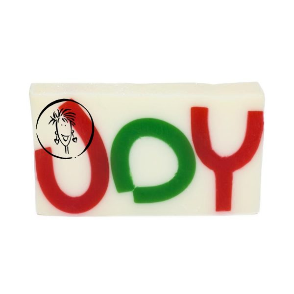 Christmas Cinnamon Soap Slice