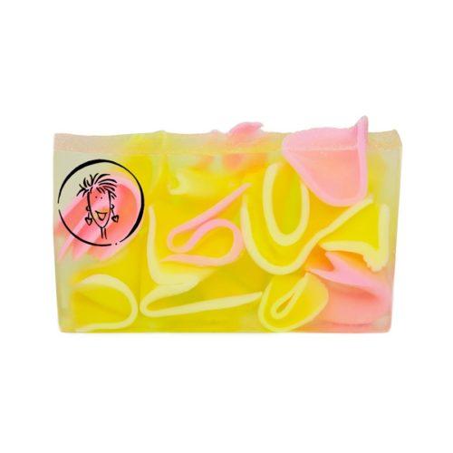 Rose Blossom Soap Slice
