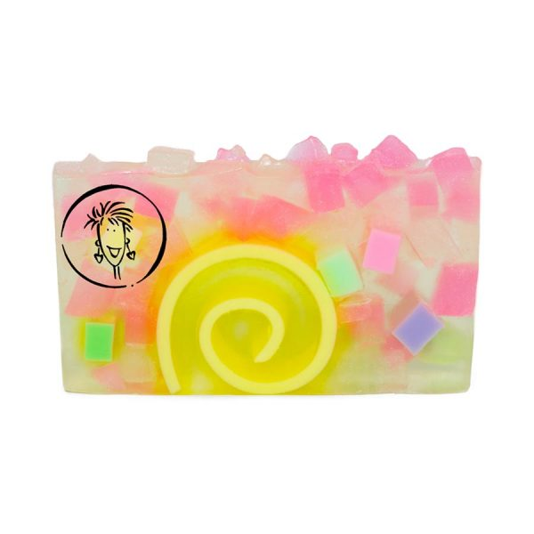 Melon Apple Citrus Soap Slice