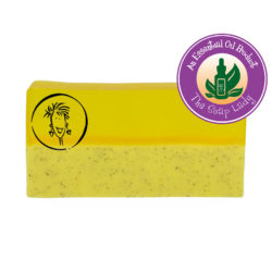 Lemongrass Soap Slice