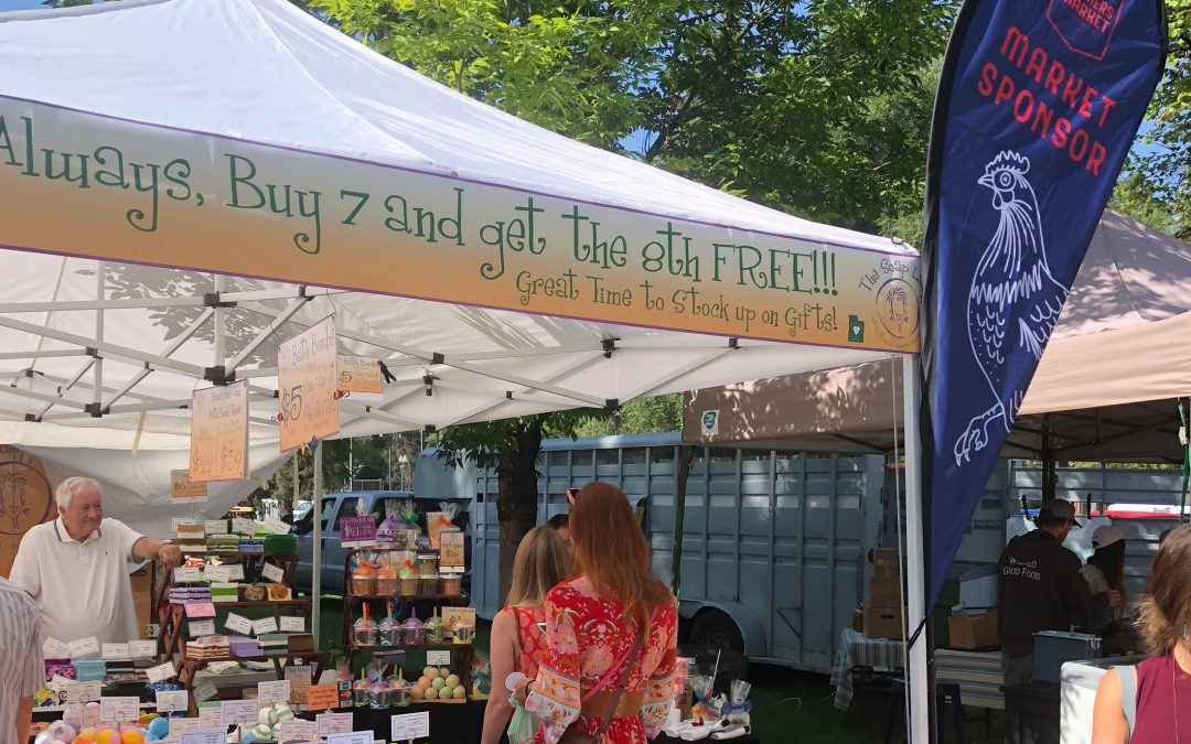 Proud Sponsor of The Salt Lake Farmers Market