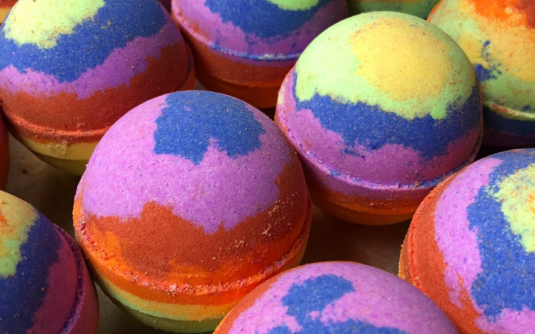 The Making of a Bath Bomb