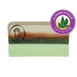 Eucalyptus Menthol Rosemary Soap Slice