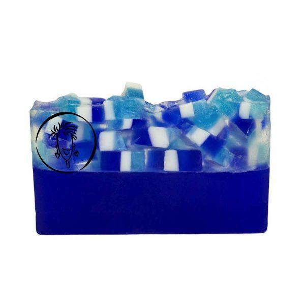 Summer Rain Soap Slice